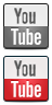 Youtube Social Media Icon by Drake09