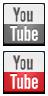 Youtube Social Media Icon by Drake09