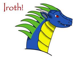 Dragon-Minded Gift Art Iroth by Drake09