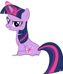 Seducing Twilight Sparkle Sitting