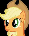 Scrunchy Face Applejack