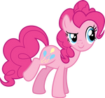 Pinkie Pie making a deal