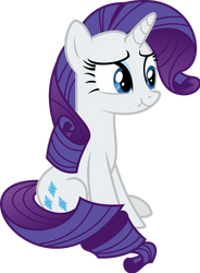 Rarity Chewing by Yetioner