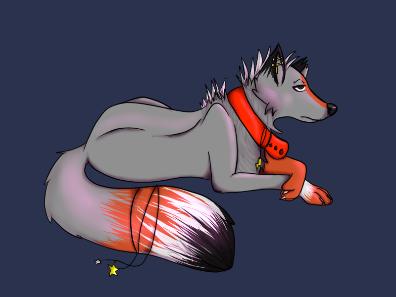 :Arix: by WolfAgony