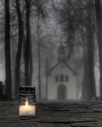 Old Cementary - Lodz by kamzik