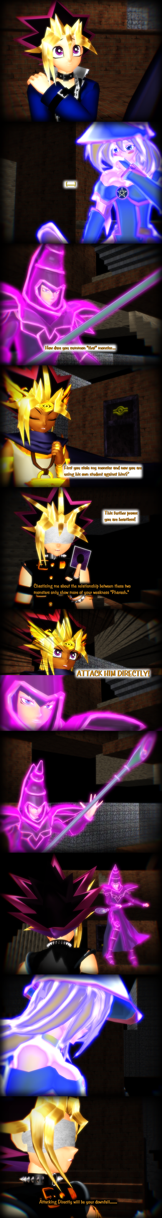 yugioh true king of games page 9 by askmmdyugi on deviantart
