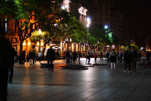 Catedral de Barcelona Square 2