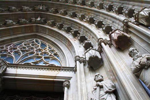 Cathedral Arch
