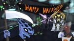 Darkspore Return - Happy Halloween! by AlienGryphon