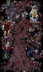 Ragsvangian Tree - Rags-Argres by AlienGryphon