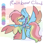 Rainbow Cloud ref