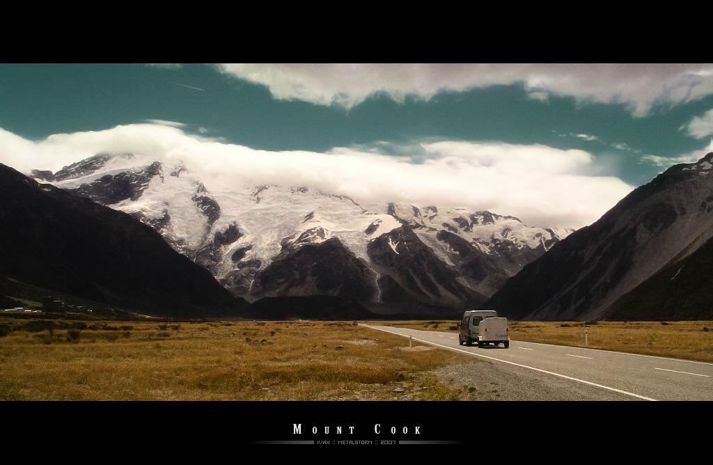 Mount Cook by Metalstorm