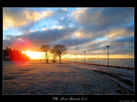 The Last Sunset -1-