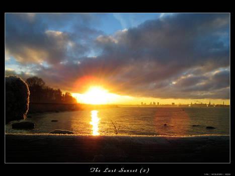 The Last Sunset -2-