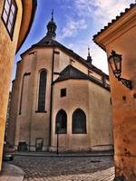 Church of Saint Castulus by MatejCadil