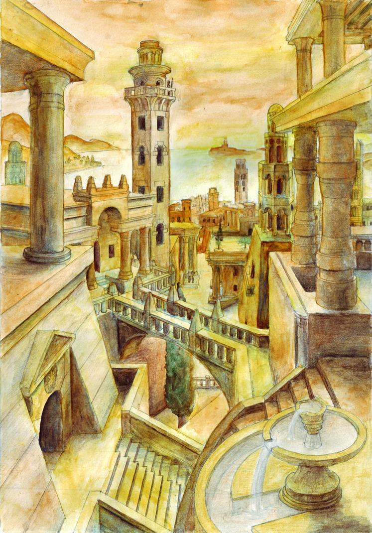Romenna by matejcadil
