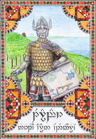 Turambar of Gondor by MatejCadil