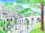 Nargothrond by MatejCadil