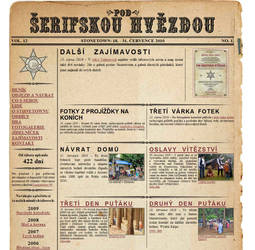 Website for Summer Camp 2010 by MatejCadil