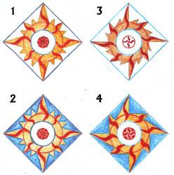 What should Turgon's emblem look like?