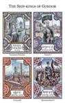 Ship-kings of Gondor