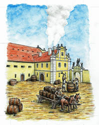 Baroque Brewery by MatejCadil