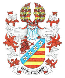 Coat of Arms of SoaringAven