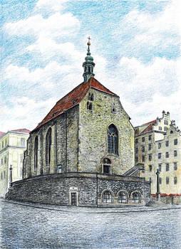 Church of Saint Wenceslas in Zderaz