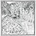 Morgulduin (Inktober Day 1)