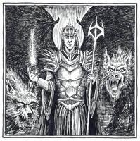 Gorthaur the Cruel (Inktober Day 11) by MatejCadil