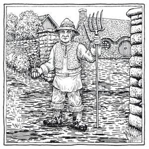 Farmer Maggot (Inktober Day 23)
