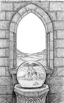The Palantir of Elostirion