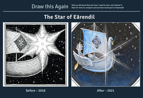 Draw This Again - the Star of Earendil