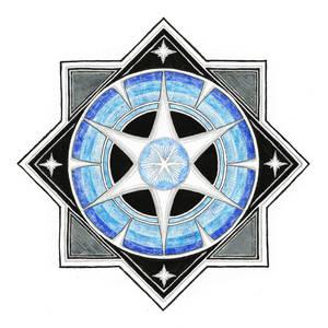 Earendil's heraldic device