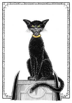 Tevildo the Prince of Cats