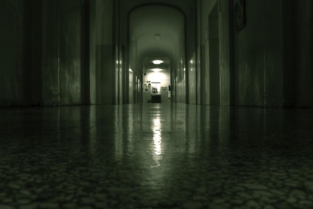 Our school corridor by matbee on deviantart - Wallpaper corridor ...