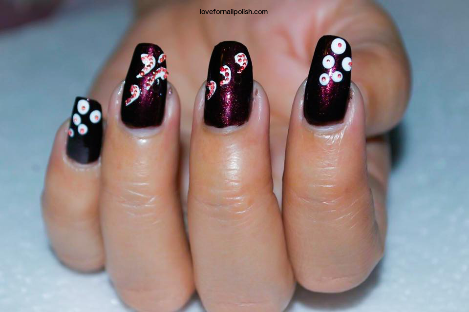 Fun Nails Design by Gorgeousnails on DeviantArt