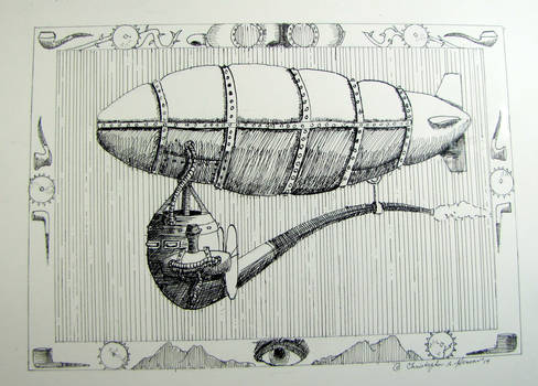 Pipe Dirigible