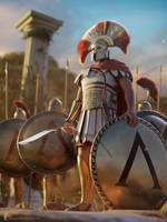 Spartan Noble by MartinKlekner