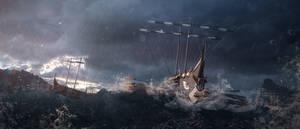 Heroes of Bronze - Stormy Seas
