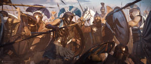 Heroes of Bronze: Storm of Spears