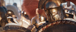 Heroes of Bronze: Spartan Polemarch