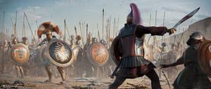 Heroes of Bronze: Cunaxa