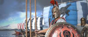 Heroes of Bronze 'Journeys' Teaser -  Philippos