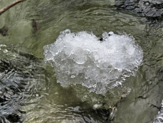 looks like a HEART, cold hearted by Nipntuck3