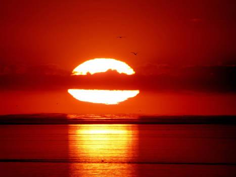 one of Gods beautiful Sun rise