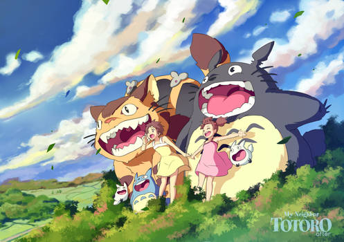 My Neighbor Totoro: After