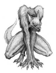 ::Lycanthrope:: by i3lackrabbt