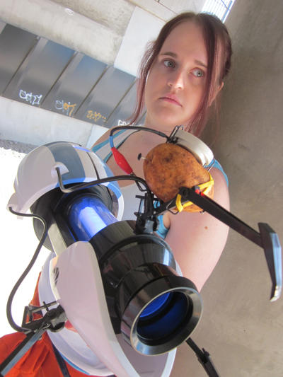 Chell by EXP282