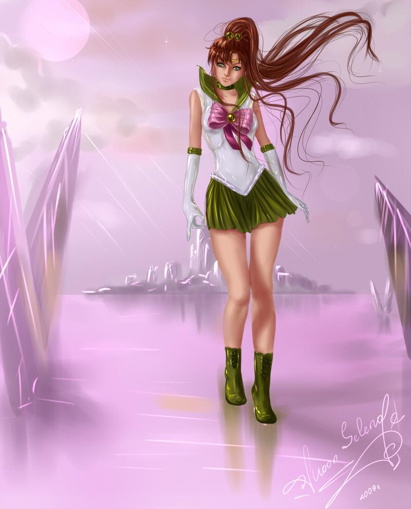 Sailor Jupiter/Makoto Kino Gallery Sailor_Jupiter_by_MoonSelena